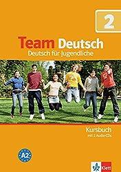 Team Deutsch: Kursbuch 2 MIT 2 Audio-Cds