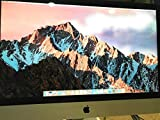 Apple iMac 27in Late 2013 A1419 3.5ghz 8gb RAM 1TB HDD El Capitan (Renewed)