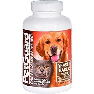 Yeast Garlic Wafer 160 Tablets
