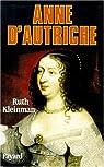 Anne d'Autriche par Kleinman
