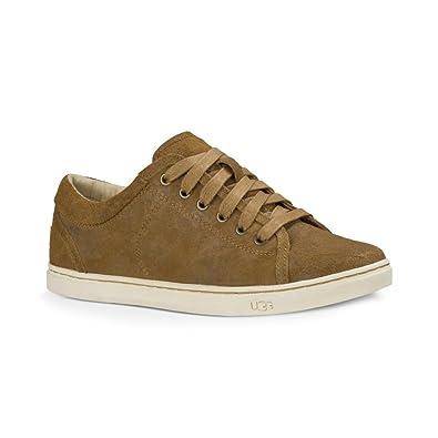 UGG Australia Womens Tomi Sneaker Chestnut Size 6