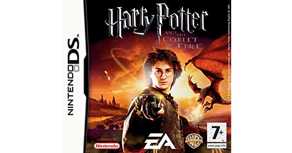 Harry Potter and the Goblet of Fire (Nintendo DS) [importación ...