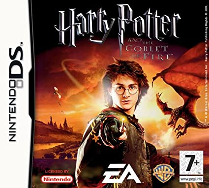 Image result for goblet of fire ds game