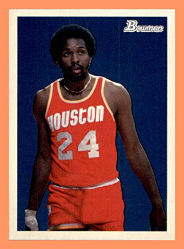 - 2009-10 Bowman 48 1948 Card Design #95 Moses Malone RIP HOUSTON ROCKETS