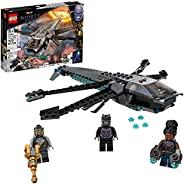 LEGO Marvel Black Panther Dragon Flyer 76186 Building Kit Toy; Create The Final Battle Scene from Avengers: En