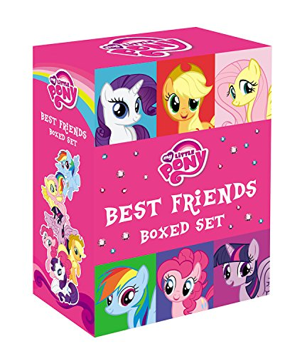 My Little Pony: Best Friends Boxed Set (Mlp The Best Night Ever)
