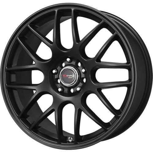 Drag Wheels DR-34 17x7.5/ 4x100/ 4x114.3 Flat Black Full - Full Rims