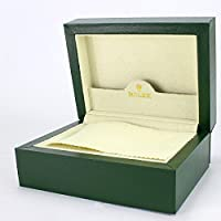 SHISHANG 1 Watch Bit Aufbewahrungsbox High-End Uhrenbox Holzkiste Schmuckschatulle Geschenkbox Grün