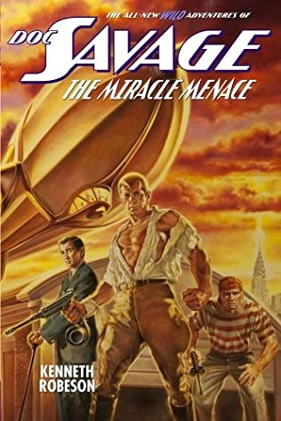 book cover of The Miracle Menace