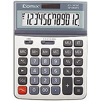 Comix CS-3232 Standard Function Desktop Calculator, 12 Digits