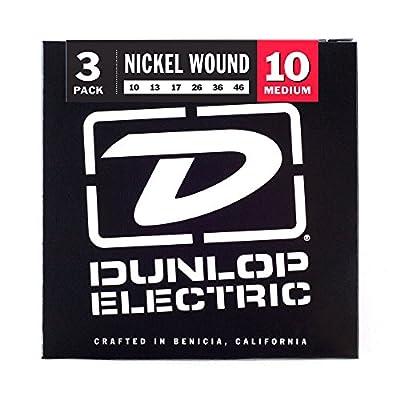 Jim Dunlop DEN1046 Dun Elec Med 10-46 from JIMAK