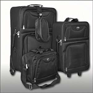 Set maletas trolley 4 piezas