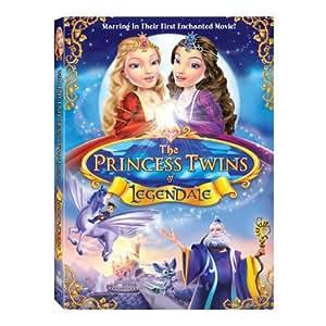 PRINCESS TWINS OF LEGENDALE DVD Movie