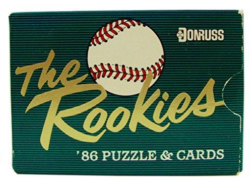 - 1986 Donruss The Rookies Complete Factory Set