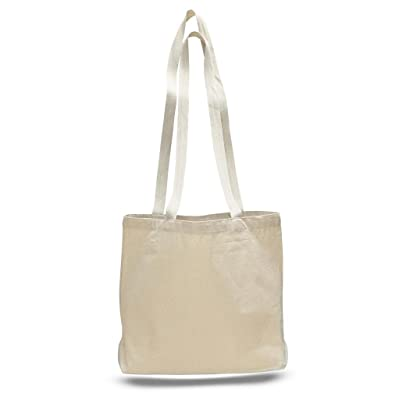 70%OFF BagzDepot Sturdy Large Size Canvas Messenger Shoulder bag with Gusset