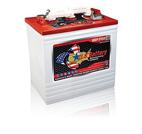 Golf Cart Battery US2200 XC2 6-Volt (Minimum Order 1 Set of 4 Batteries) ...