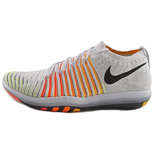Mesh White Orange Orange laser Breathable Free Womens Trainers black total Flyknit Nike Focus xwIA0Cfq