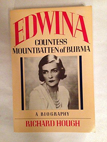 Edwina: Countess Mountbatten of Burma