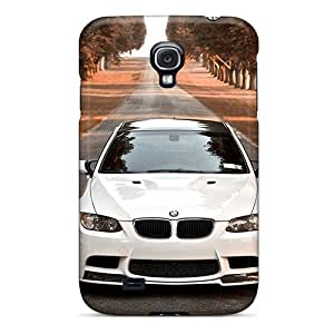 Scratch Resistant Hard Phone Covers For Samsung Galaxy S4 (nuu4463LXDU) Customized Beautiful Bmw Pattern