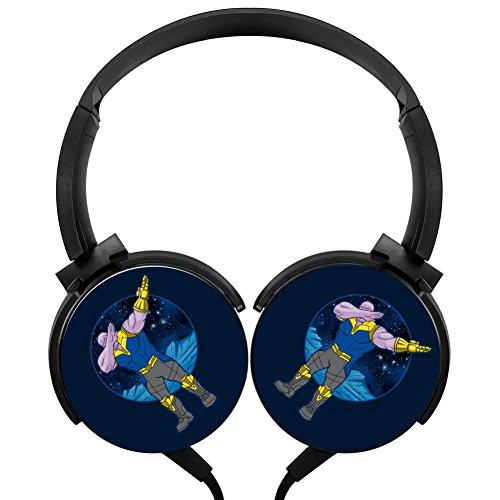 Hero Stereo (MagicQ Dabbing Hero Stereo Deep Bass Wired Headphones Earphones)