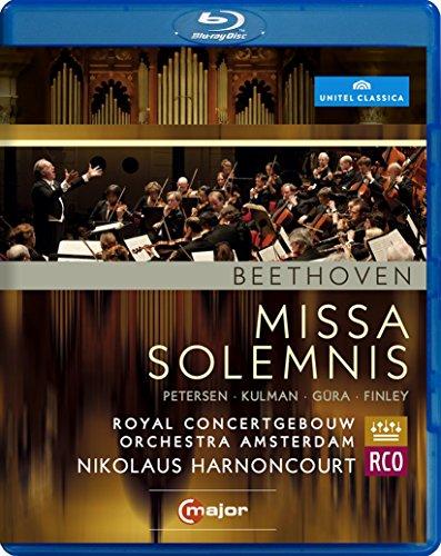 Nikolaus Harnoncourt - Missa Solemnis (Blu-ray)