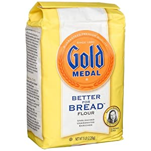 Gold Medal Better For Bread Flour, 5 lb | AmazonFresh