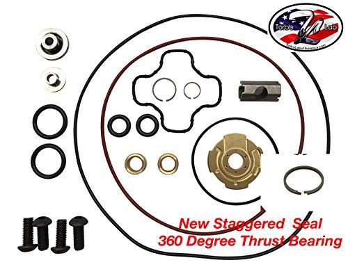 - Garrett 7.3 Powerstroke GTP38 Turbo Rebuild Kit