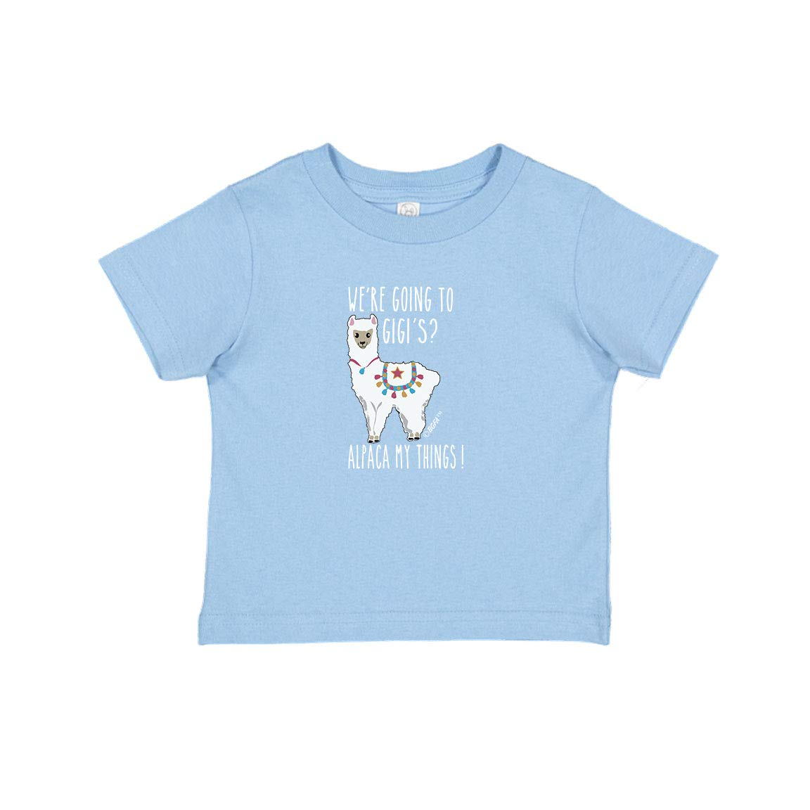 Baby Gifts For All Were Going to Gigis Alpaca My Things Infant T-Shirt