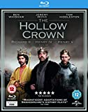 The Hollow Crown - 4-Disc Box Set ( Richard II / Henry IV (Parts 1 & 2) / Henry V ) [ NON-USA FORMAT, Blu-Ray, Reg.B Import - United Kingdom ]