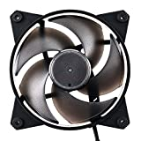 Cooler Master MasterFan Pro 120 Air Pressure- 120mm Static Pressure Black Case Fan, Computer Cases CPU Coolers and Radiators