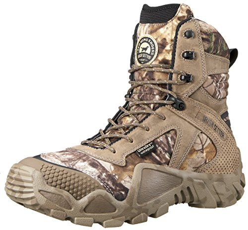 "Irish Setter Men's 2870 Vaprtrek Waterproof 8"" Hunting Boot, Realtree Xtra Camouflage,10.5 D US"