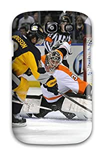 Awesome Buffalo Sabres (54) Flip Case With Fashion Design For Galaxy S3