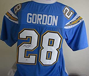 Melvin Gordon Autographed signed San Diego Chargers Jersey