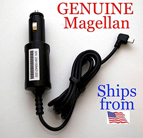 Magellan Mitac GPS Mini-USB Car Charger Maestro 4250 4350 4700 3250
