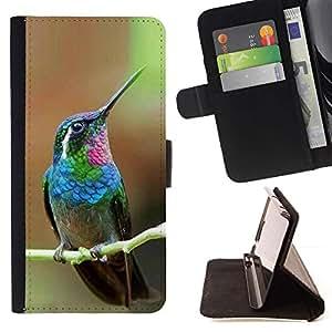 Momo Phone Case / Flip Funda de Cuero Case Cover - Mignon exotique - Samsung Galaxy J1 J100