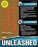 Microsoft Exchange Server 5.5, Greg Todd, 0672312832