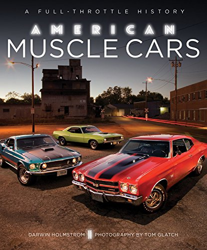 [American Muscle Cars: A Full-Throttle History] (American Motors Muscle Cars)