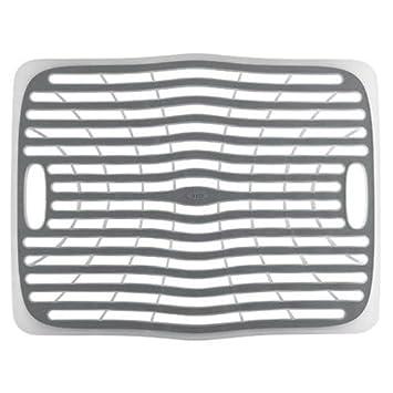 Amazoncom Oxo Good Grips 1307930 Sink Mat Large Dish Racks