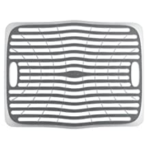 OXO Good Grips Sink Mat, Large, Gray