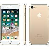 Apple iPhone 7, GSM Unlocked, 128GB - Gold (Refurbished)
