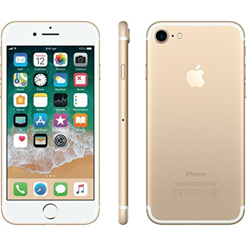 Apple GSM Unlocked iPhone 7, Gold, 128 GB (Certified for sale  Delivered anywhere in USA