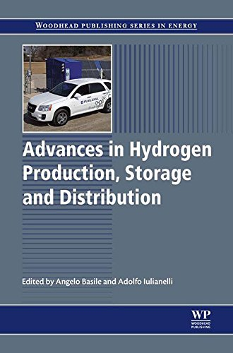 Advances in Hydrogen Production, Storage and Distribution (Woodhead Publishing Series in Energy) Pdf