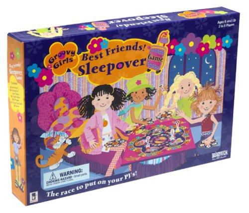 Briar Patch Groovy Girls Best Friends Sleepover Game BP29101