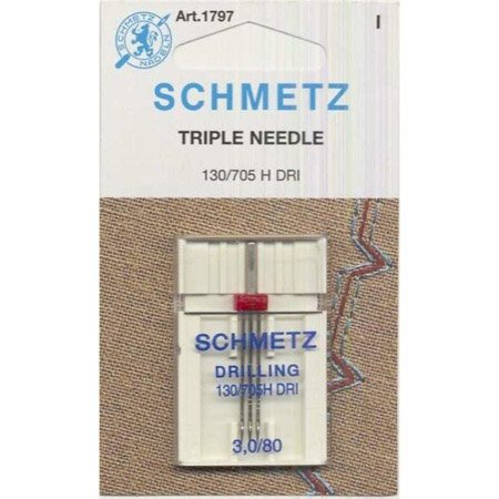 Schmetz Triple Needles Size 3.0 1797