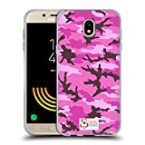 Official Support British Soldiers Pink Camo Soft Gel Case for Samsung Galaxy S6 active