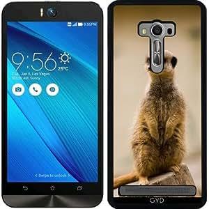 Funda para Asus Zenfone Selfie (ZD551KL) - Meerkat by WonderfulDreamPicture