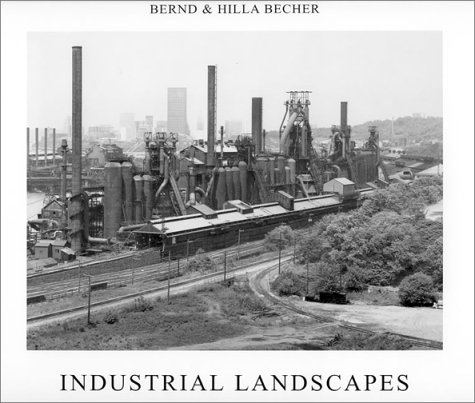 2007 Press Photo - Industrial Landscapes (The MIT Press)