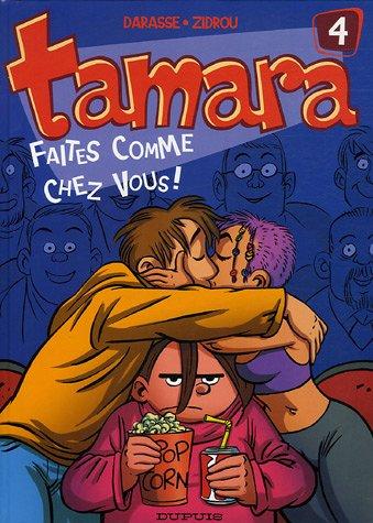 Tamara n° 04<br /> Faites comme chez vous !