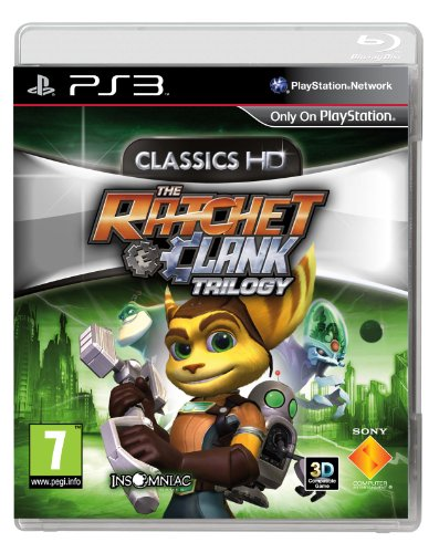 The Ratchet & Clank Trilogy by Sony
