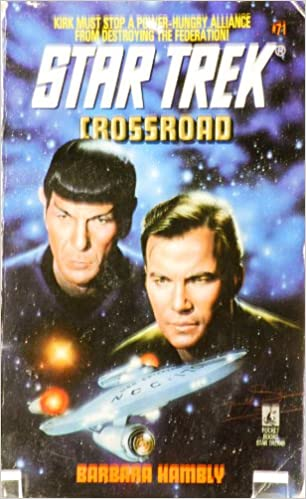 Book Star Trek 71 : Crossroad